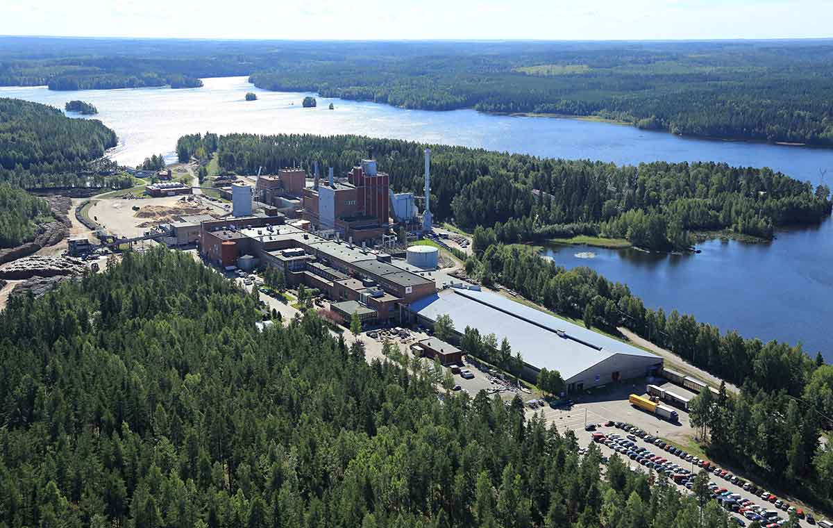 Heinola Fluting Mill