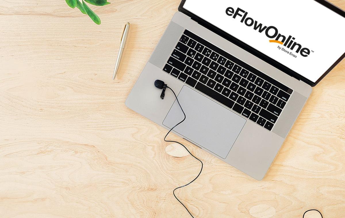 eFlowOnline by Stora Enso launching new functionalities