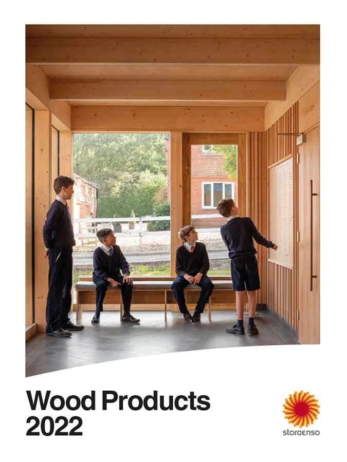 Wood Products flagship brochure 2020/2021
