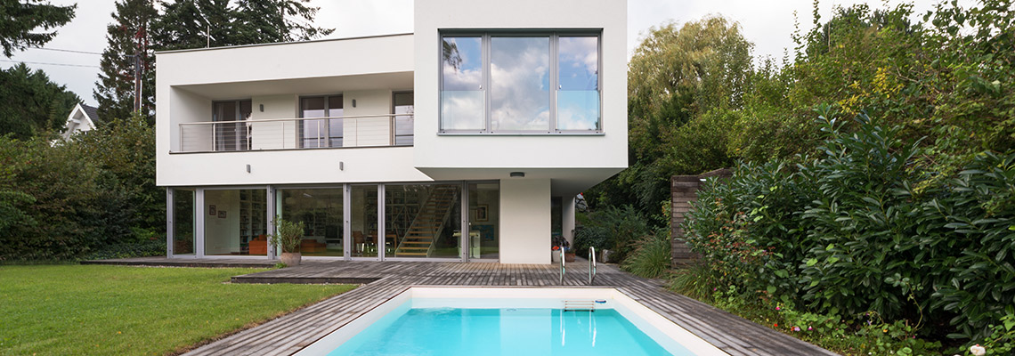 Single Family House Moerwald - 1-2 Family Dwellings - Eichgraben, Austria