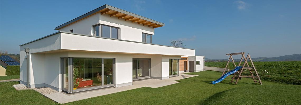 Single Family House Poechhacker - 1-2 Family Dwellings - Steinakirchen, Austria