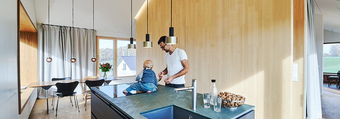 Project House Wolferstetter - 1-2 Family Dwellings - Dorfen, Germany