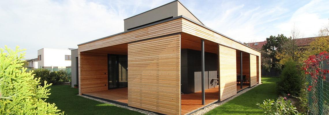 Single Family House Cunovo - 1-2 Family Dwellings - Bratislava, Slovakia