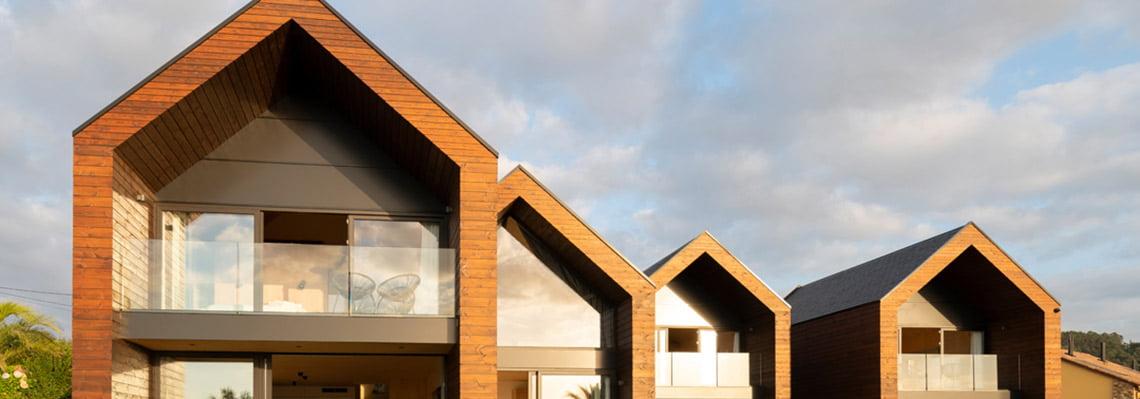 Cabanas de Canide - 1-2 Family Dwellings - Oleiros, Spain