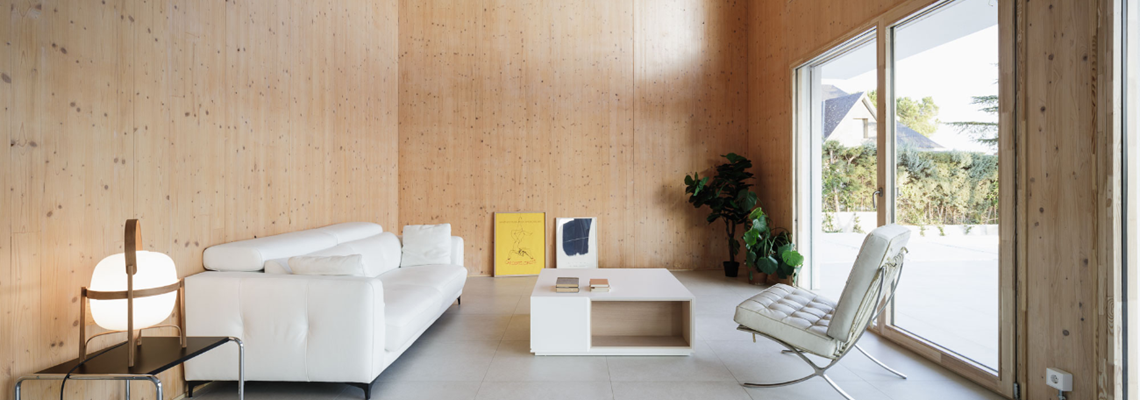 Casa Patio EB10 House - 1-2 Family Dwellings - Las Rozas, Spain