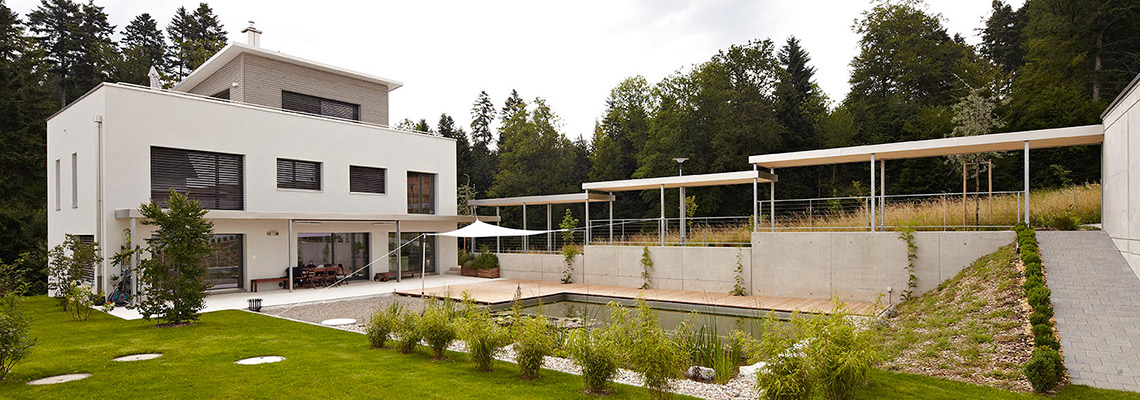 Single Family House St. Urban - 1-2 Family Dwellings - St. Urban, Switzerland