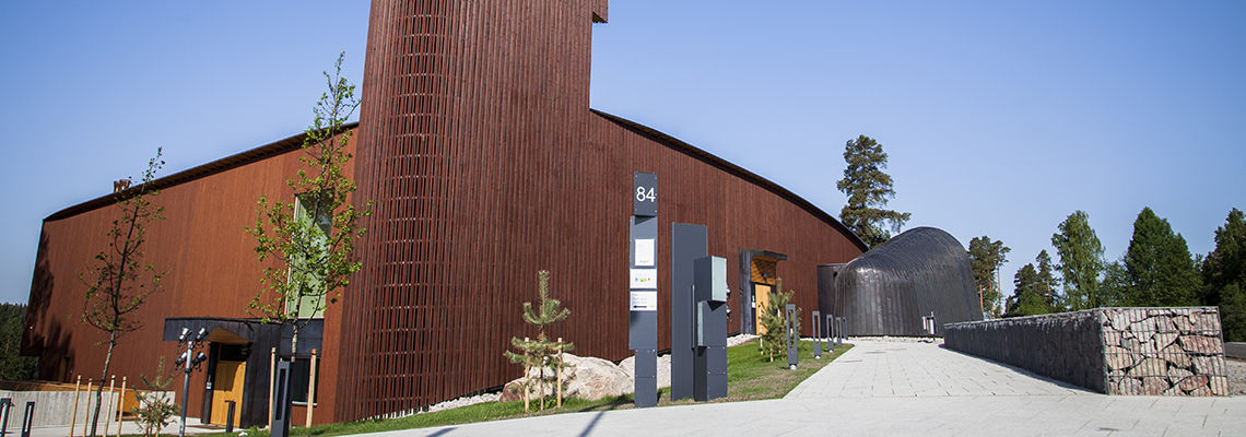 Haltia Nature Centre - Commercial - Haltia, Finland