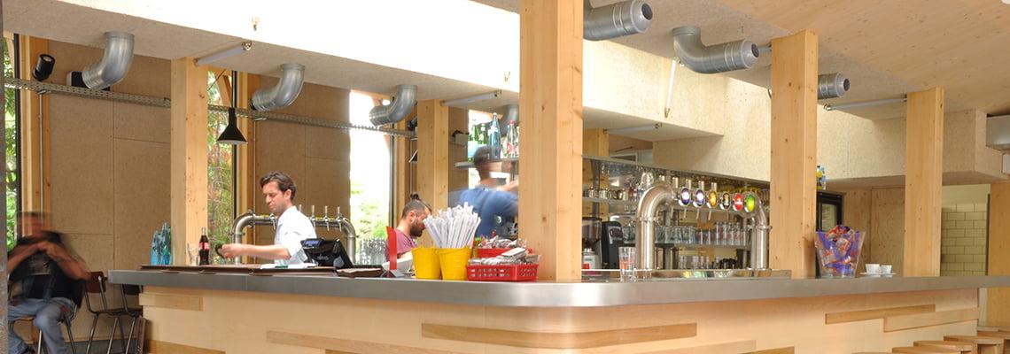 Cafe de la Branche - Commercial - Nantes, France