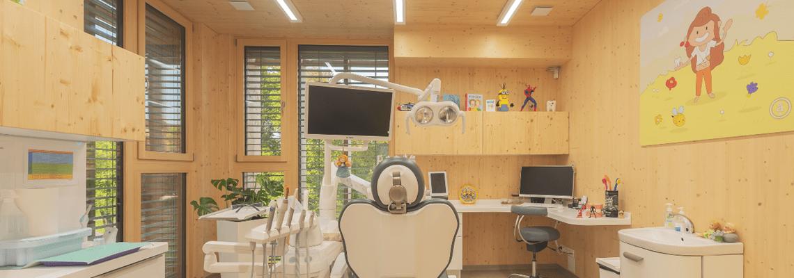 Extension of the Andel Elite Dental Center - Commercial - Hlohovec, Slovakia