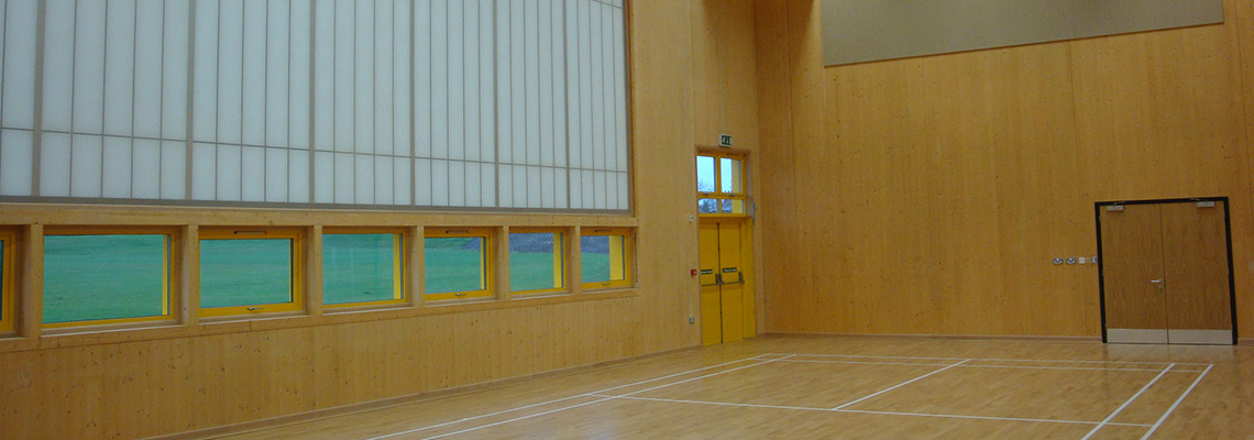 Broughton Community Pavilion - Commercial - Milton Keynes, United Kingdom