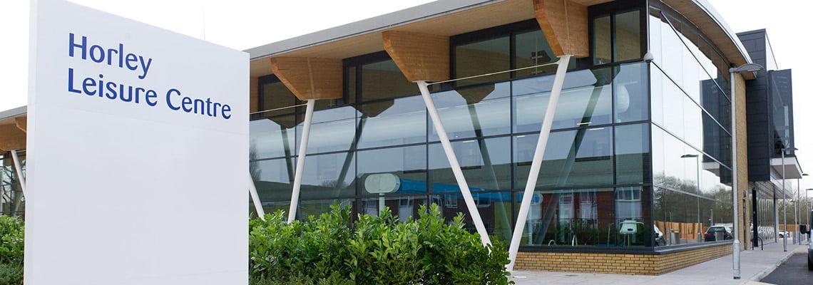 Horley Leisure Centre - Commercial - Horley, United Kingdom