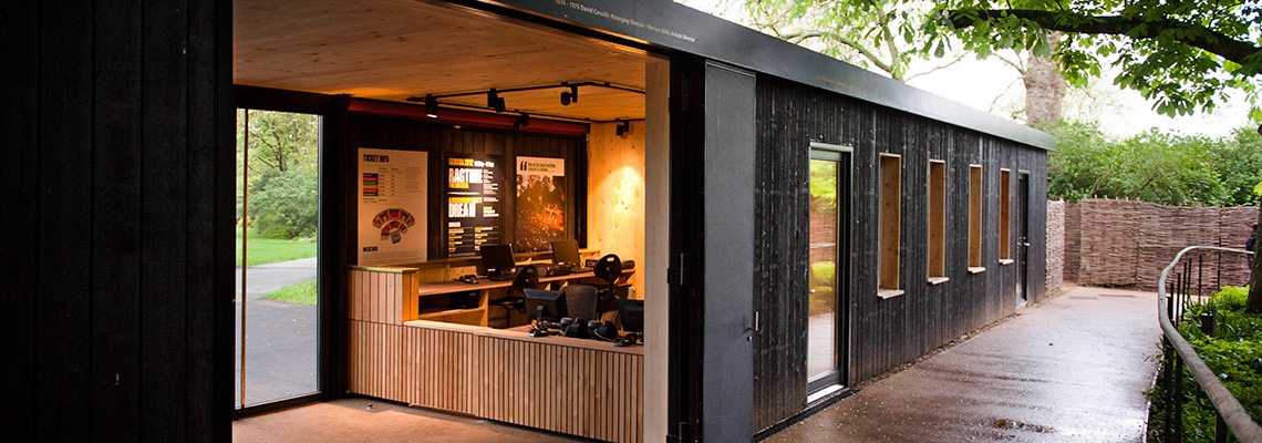 Regents Park Open Air Theatre - Commercial - London, United Kingdom