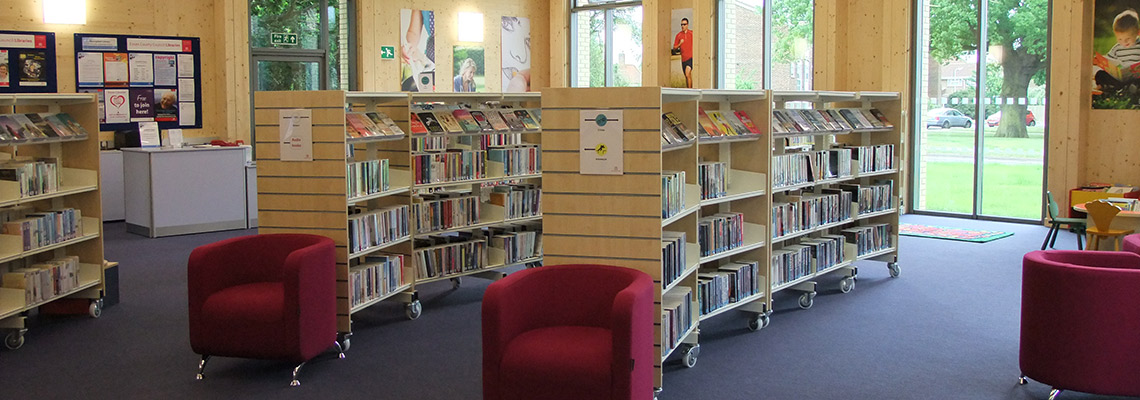 Springfield Library Extension - Commercial - Chelmsford - Essex, United Kingdom