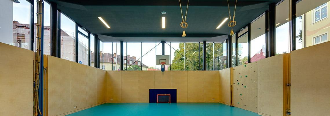 Primary School Ybbs - Education - Ybbs an der Donau, Austria