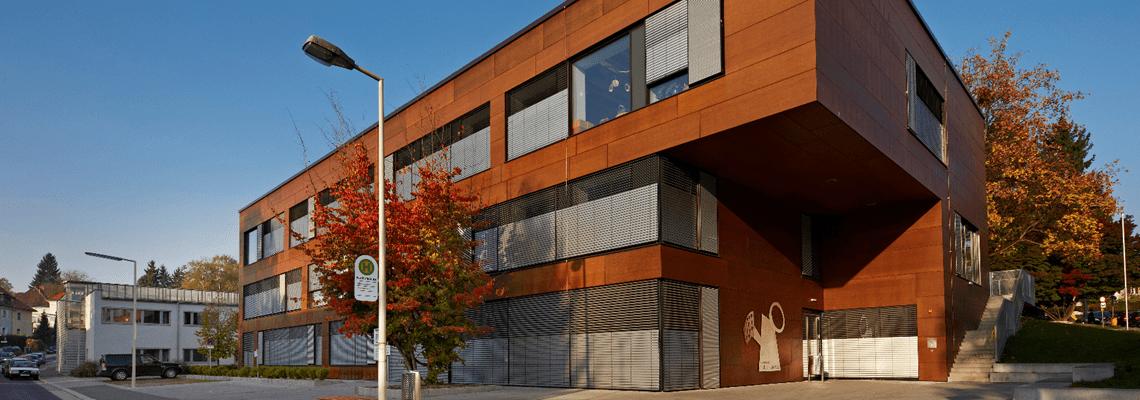 School in Teistlergut - Education - Linz, Austria