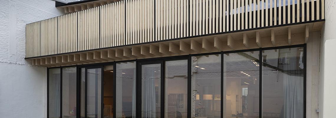 Elmer Daycare Center - Education - Schaarbeek, Belgium