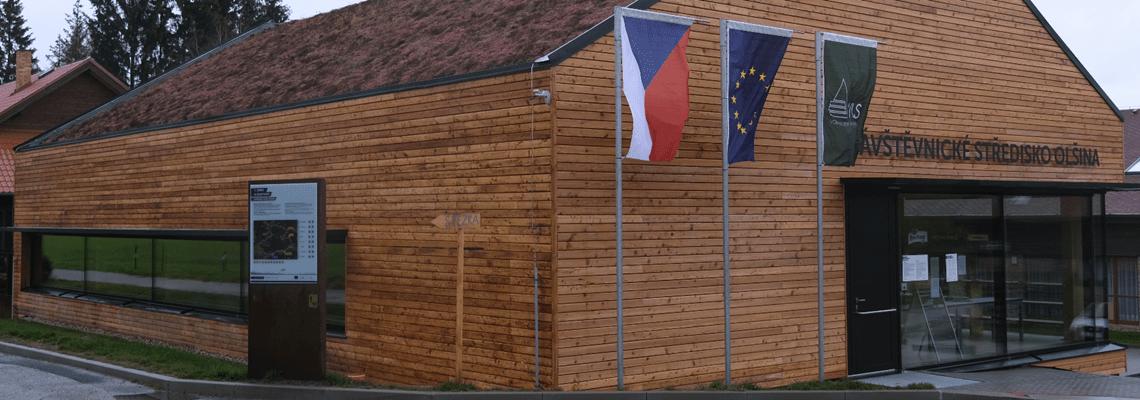 Visitor Center Olsina - Education - Olšina, Czech Republic