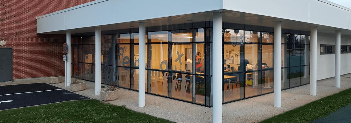 Inter-company nursery - Education - Beauvais, France
