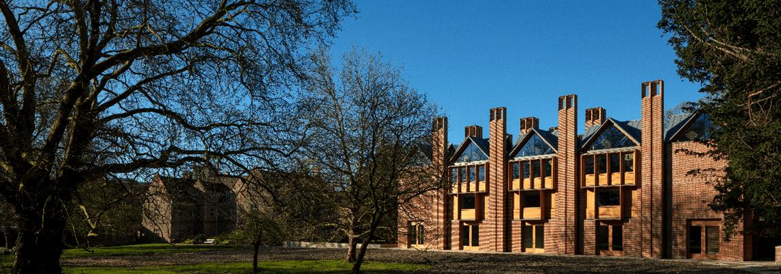 Magdalene College Library - Education - Cambridge, United Kingdom
