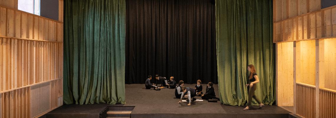 The David Brownlow Theatre - Education - Newtown, United Kingdom
