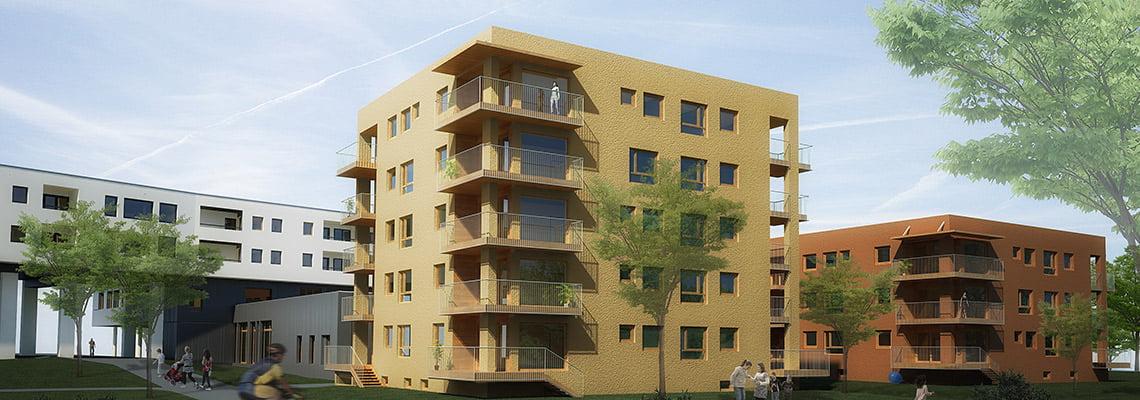Zentrum Reininghaus Süd - Flats - Graz, Austria