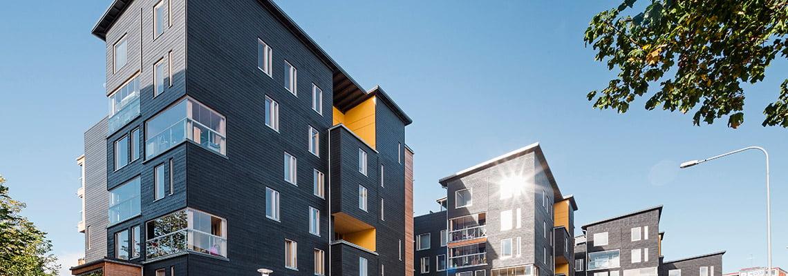 Eskolantie - Flats - Helsinki, Finland