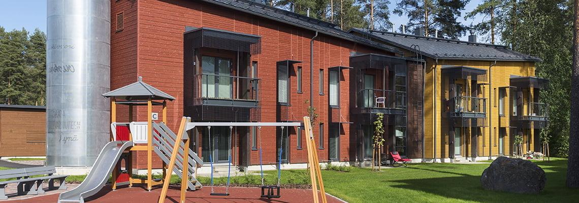 Joensuun Elli Noljakka - Flats - Joensuu, Finland