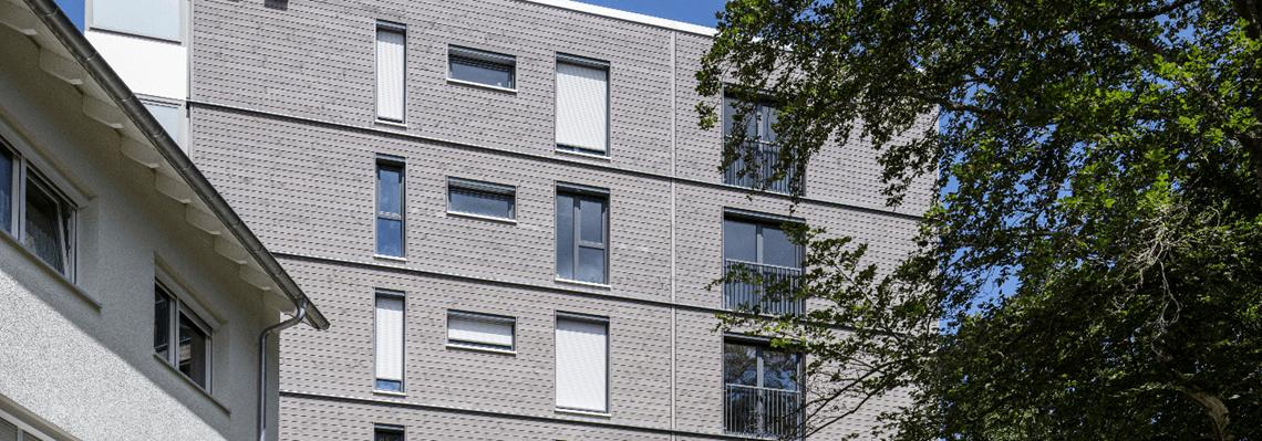 7 storey residential building Erlangen - Flats - Erlangen, Germany
