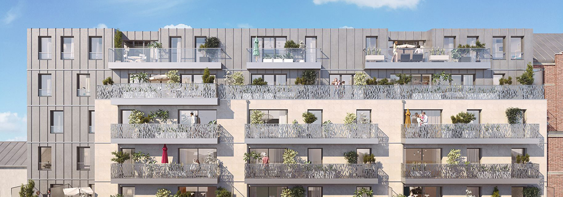 FILAO - Flats - Clichy la Garenne, France