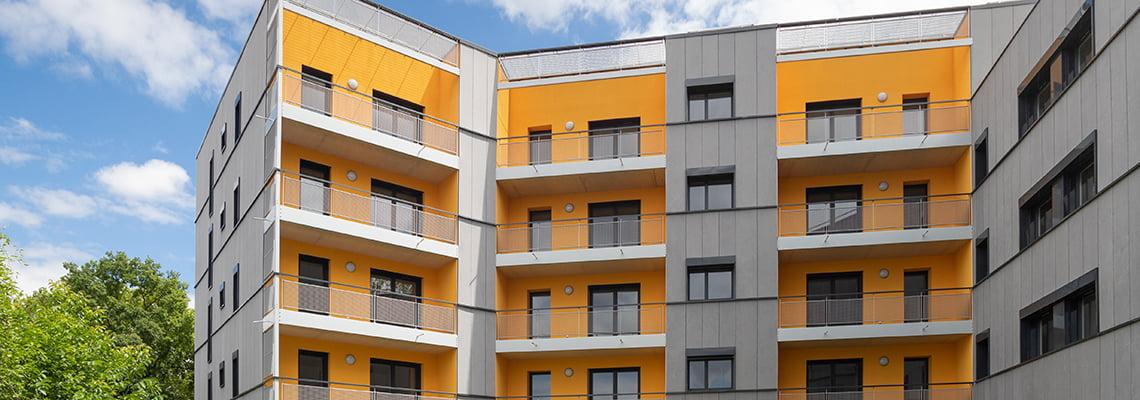 Residence Descartes - Flats - Tremblay-en-France, France