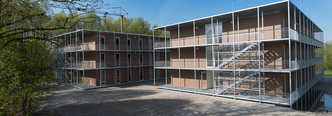 Temporary housing - Flats - Zolling, Germany