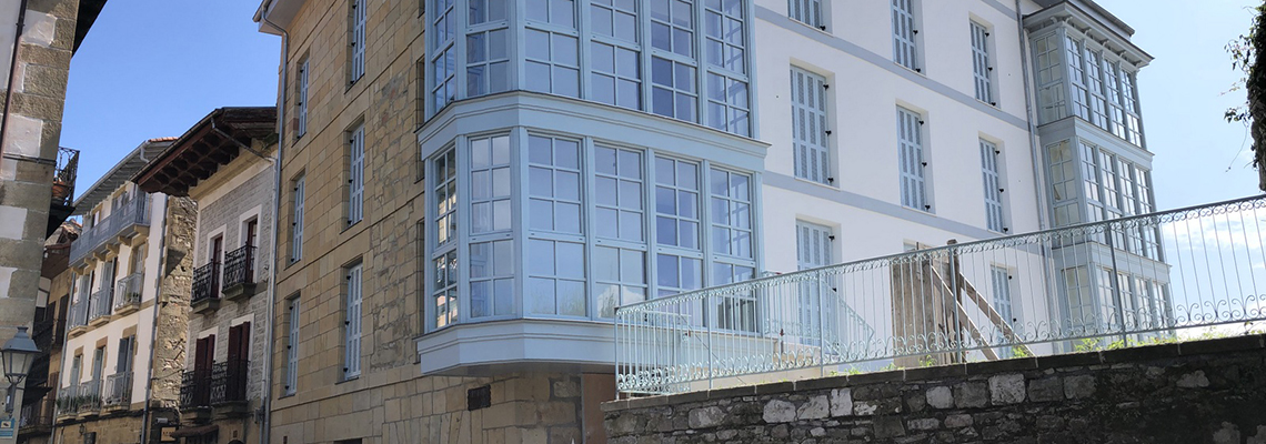 Hondarribi house Rennovation - Flats - Hondarribi, Spain