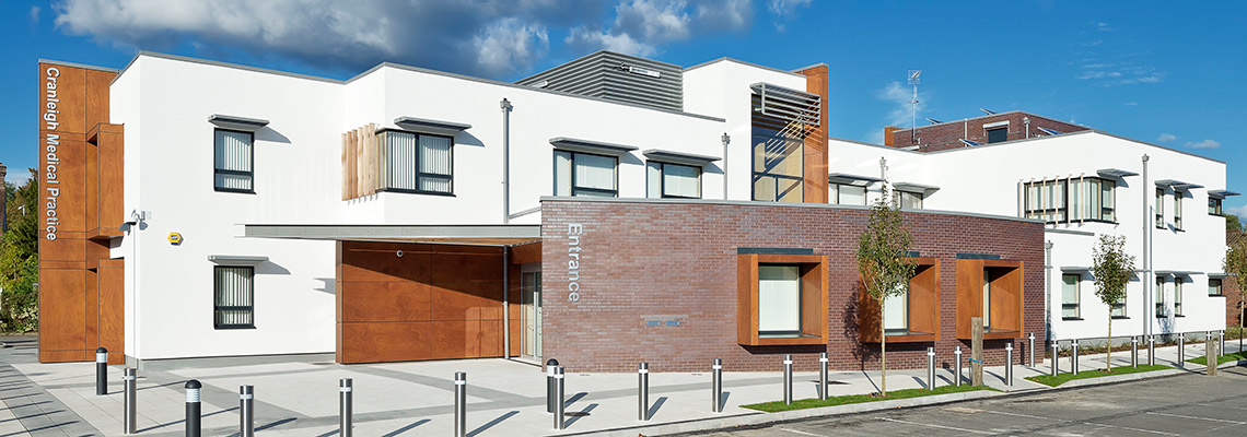 Cranleigh Health Centre - Health - Surrey, United Kingdom