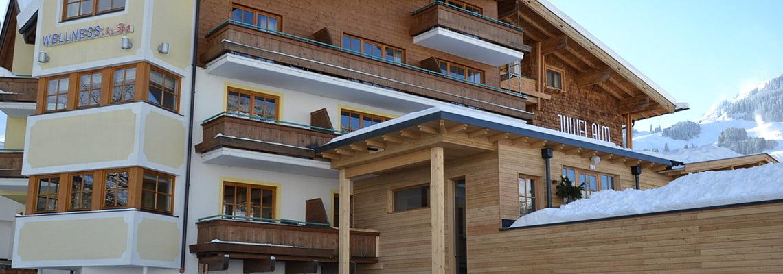 Hotel Alpin Juwel - Hotel - Saalbach Hinterglemm, Austria
