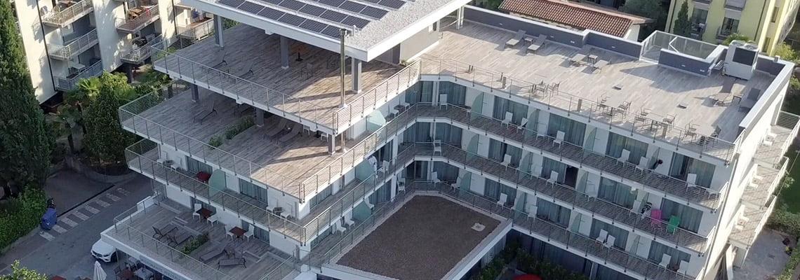 Hotel Bellariva - Hotel - Gardasee, Italy