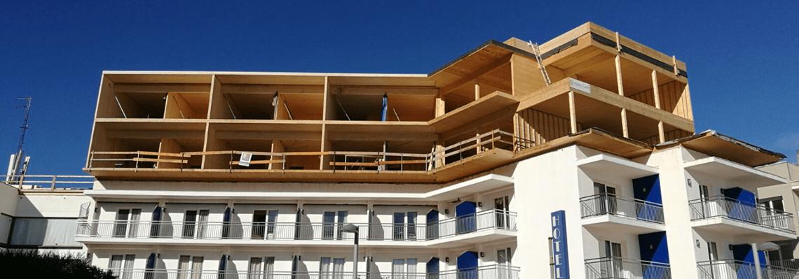Heightening of Hotel Reimar - Hotel - Sant Antoni de Calonge, Spain