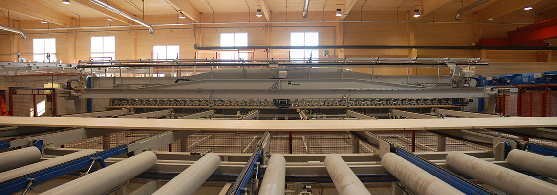 Stora Enso CLT Mill Ybbs - Industrial - Ybbs an der Donau, Austria