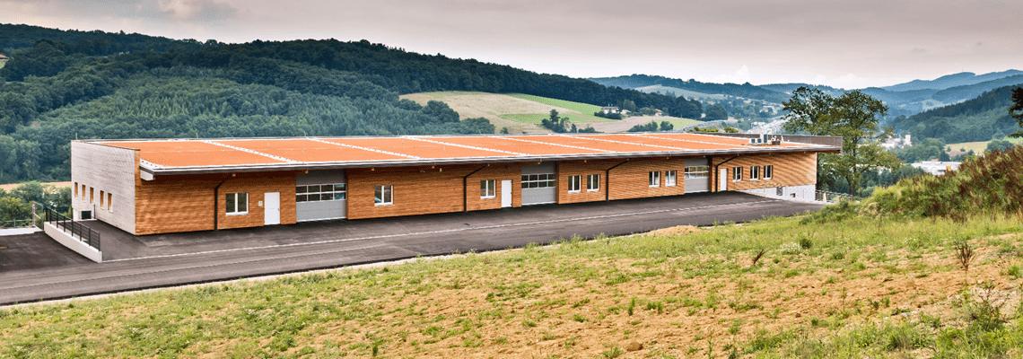 Warehouse and Office LKL - Industrial - Neustift-Innermanzing, Austria