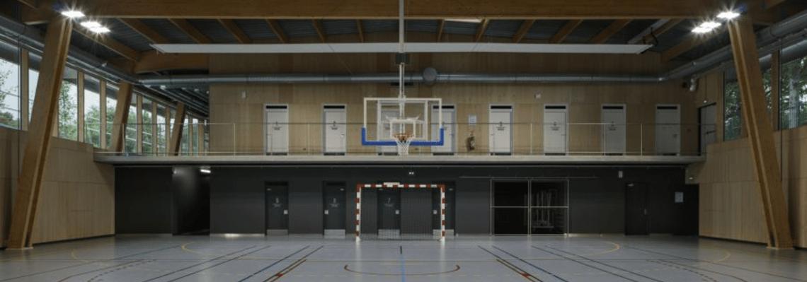 Sport stadium and leisure complex Suchet - Commercial - Paris, France