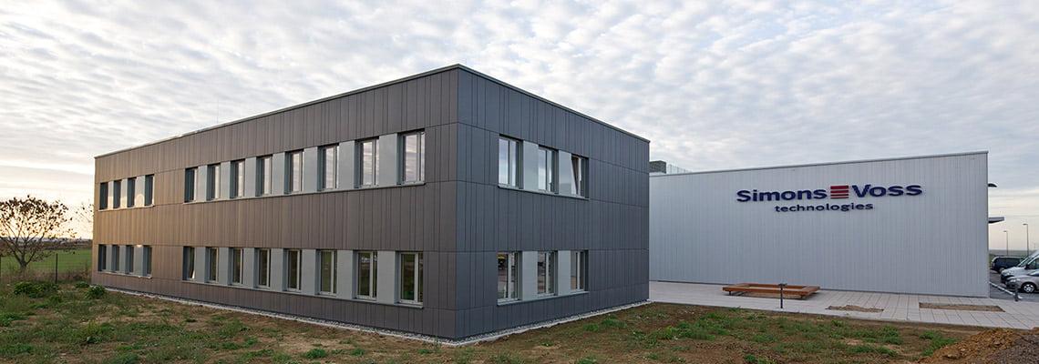 SimonsVoss Technologies - Industrial - Heidegrund, Germany