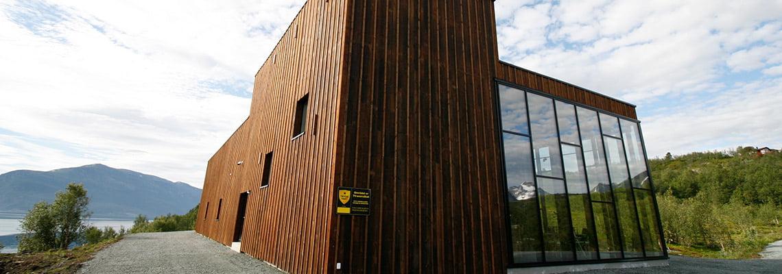Aurora Spirit Whisky Destillerie - Industrial - Tromsø, Norway