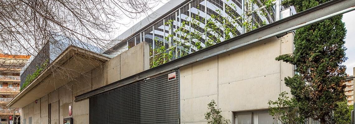 Joan Oliver Civic Center - Industrial - Barcelona, Spain