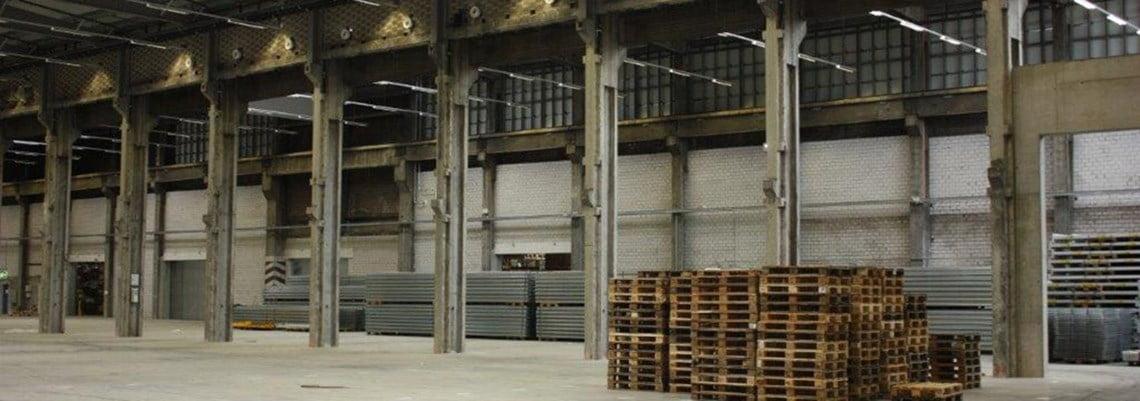Warehouse for Digitec Galaxus AG - Industrial - Wohlen, Switzerland