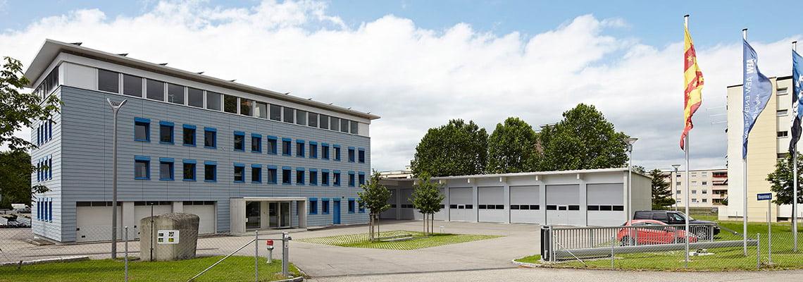 Energie AG Rheinfelden - Industrial - Rheinfelden, Switzerland