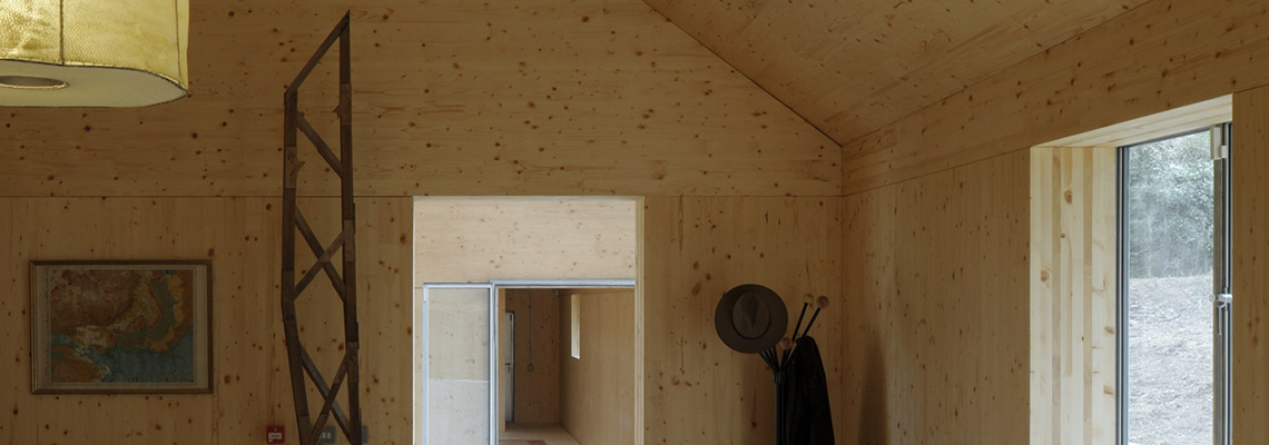 Architecture Archive at Shatwell Farm - Office - Somerset, United Kingdom