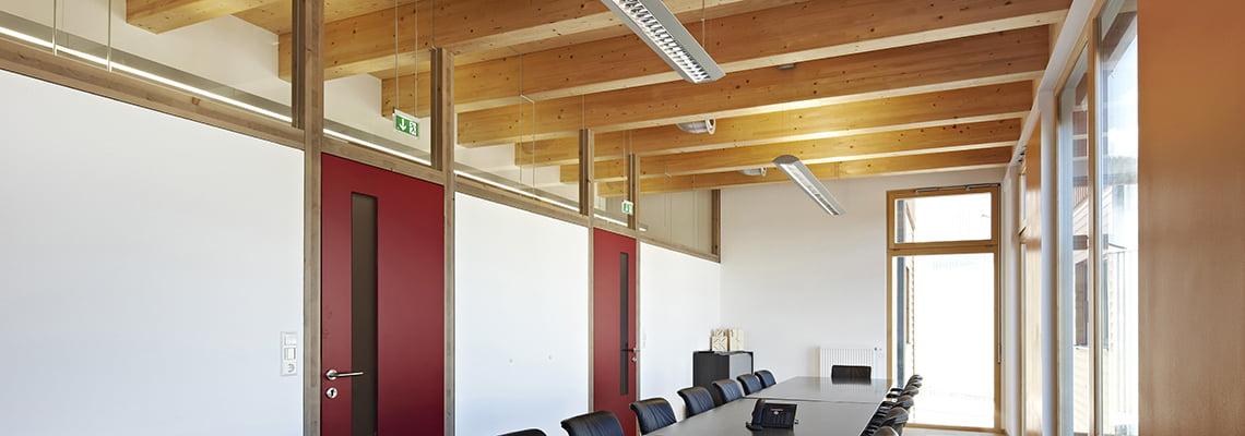 Stora Enso Office Building Bad St. Leonhard - Office - Wisperndorf, Austria