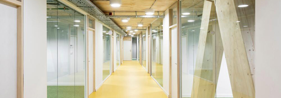Mundo-A - Office - Borgerhout, Belgium