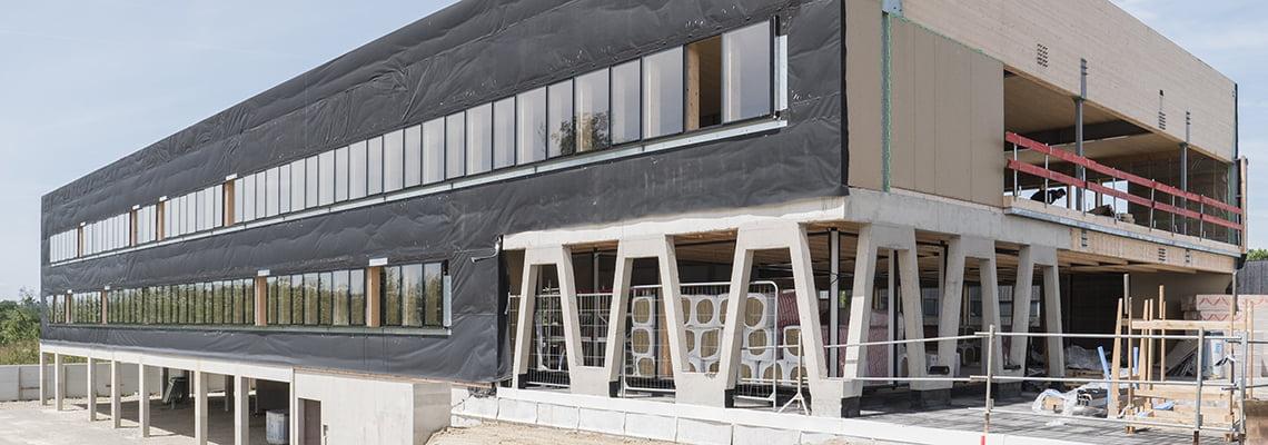 ANSES ANMV Headquarter - Office - Javené, France