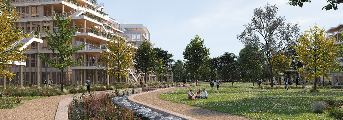 Arboretum - Office - Nanterre, France
