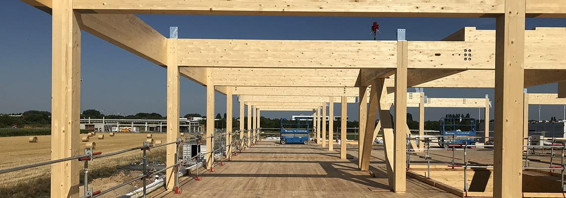 Auchan Grand Carre - Office - Villeneuve d'Ascq, France